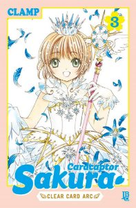Cardcaptor Sakura Clear Card Arc - Volume 3 (Item novo e lacrado)