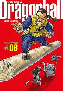 Dragon Ball - Volume 06 - Edição Definitiva (Capa Dura) [Item novo e lacrado]