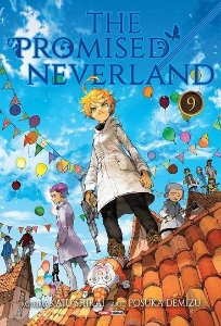 The Promised Neverland - Volume 09 (Item novo e lacrado)