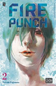 Fire Punch - Volume 02 (Item novo e lacrado)