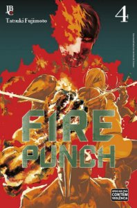 Fire Punch - Volume 04 (Item novo e lacrado)