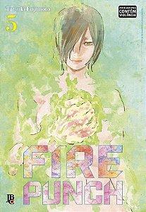 Fire Punch - Volume 05 (Item novo e lacrado)