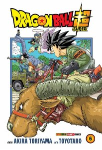 Dragon Ball Super - Volume 06 (Item novo e lacrado)