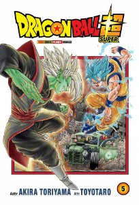 Dragon Ball Super - Volume 05 (Item novo e lacrado)