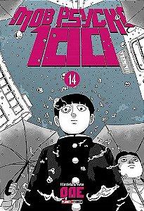 Mob Psycho 100 - Volume 14 (Item novo e lacrado)