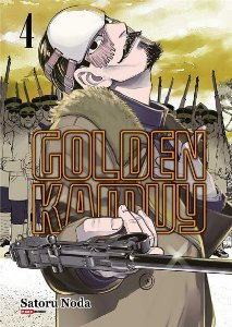 Golden Kamuy - Volume 04 (Item novo e lacrado)