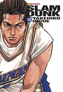 Slam Dunk - Volume 10 (Item novo e lacrado)