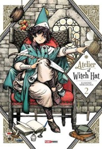 Atelier of Witch Hat - Volume 02 (Item novo e lacrado)