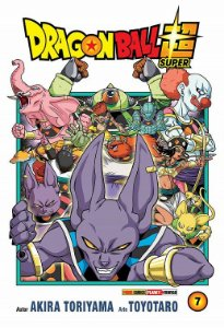 Dragon Ball Super - Volume 07 (Item novo e lacrado)