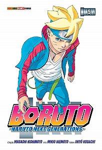Boruto (Naruto Next Generations) - Volume 05 (Item novo e lacrado)