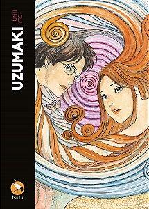 Uzumaki - Volume Único (Item novo e lacrado)