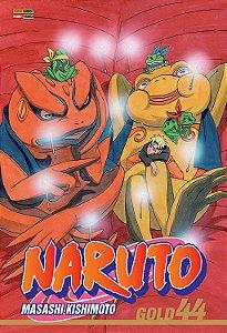 Naruto Gold - Volume 44 (Item novo e lacrado)