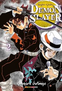 Demon Slayer : Kimetsu No Yaiba - Volume 02 (Item novo e lacrado)