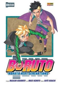 Boruto (Naruto Next Generations) - Volume 09 (Item novo e lacrado)