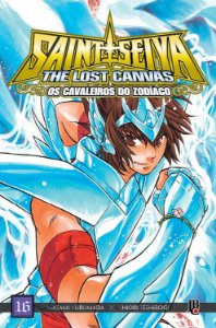 Os Cavaleiros do Zodíaco - The Lost Canvas Especial - Volume 16 (Item novo e lacrado)