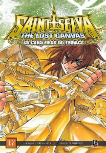 Os Cavaleiros do Zodíaco - The Lost Canvas Especial - Volume 17 (Item novo e lacrado)