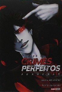 Crimes Perfeitos : Funouhan - Volume 05 (Item novo e lacrado)