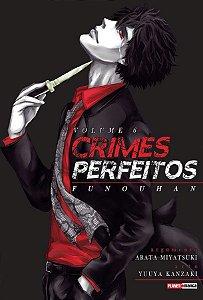 Crimes Perfeitos : Funouhan - Volume 06 (Item novo e lacrado)