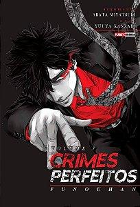 Crimes Perfeitos : Funouhan - Volume 07 (Item novo e lacrado)