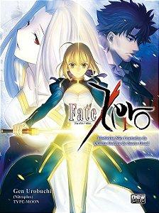 Fate/Zero - Livro 01 (Item novo e lacrado)
