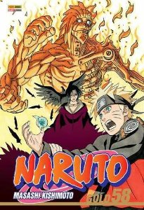 Naruto Gold - Volume 58 (Item novo e lacrado)