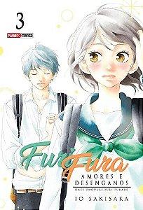 Furi Fura: Amores e Desenganos - Volume 03 (Item novo e lacrado)