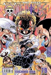 One Piece - Volume 79 (Item novo e lacrado)