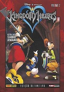 Kingdom Hearts - Edição Definitiva - Volume 02 (Item novo e lacrado)