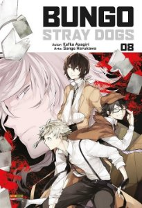 Bungo Stray Dogs - Volume 08 (Item novo e lacrado)