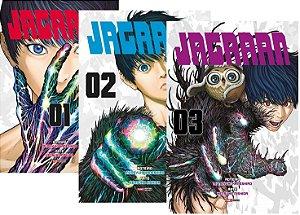Jagaaan - Volumes 01, 02 e 03 (Item novo e lacrado)