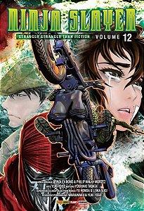 Ninja Slayer - Volume 12 (Item novo e lacrado)