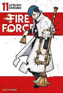 Fire Force - Volume 11 (Item novo e lacrado)