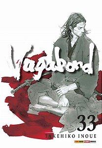 Vagabond - Volume 33 (Item novo e lacrado)