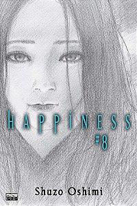 Happiness - Volume 08 (Item novo e lacrado)