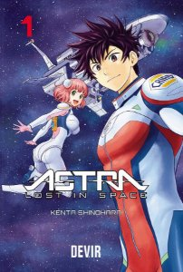 Astra Lost in Space - Volume 01 (Item novo e lacrado)