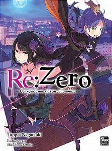 Re:Zero – Começando uma Vida em Outro Mundo - Livro 12 (Item novo e lacrado)