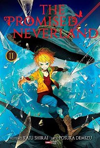 The Promised Neverland - Volume 11 (Item novo e lacrado)