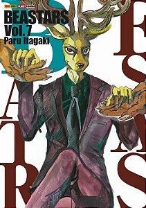 Beastars - Volume 07 (Item novo e lacrado)