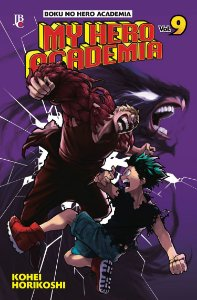 My Hero Academia - Volume 09 (Item novo e lacrado)