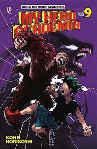 My Hero Academia - Volume 09 (Item novo e lacrado)
