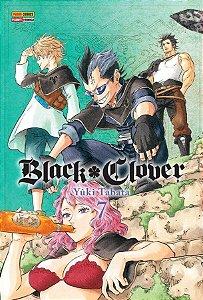 Black Clover - Volume 07 (Item novo e lacrado)