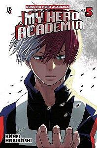 My Hero Academia - Volume 05 (Item novo e lacrado)