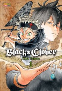 Black Clover - Volume 01 (Item novo e lacrado)