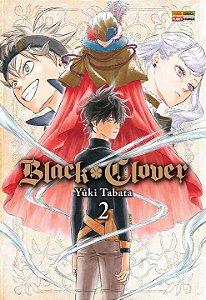 Black Clover - Volume 02 (Item novo e lacrado)