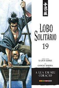 Lobo Solitário (Edição Luxo) - Volume 19 (Item novo e lacrado)