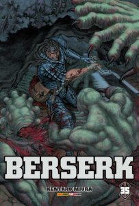 Berserk (Edição de Luxo) - Volume 35 (Item novo e lacrado)