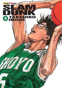 Slam Dunk - Volume 09 (Item novo e lacrado)