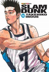 Slam Dunk - Volume 14 (Item novo e lacrado)