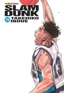 Slam Dunk - Volume 15 (Item novo e lacrado)