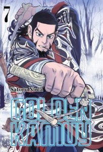 Golden Kamuy - Volume 07 (Item novo e lacrado)